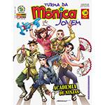 Livro - Turma da Mônica Jovem - Academia de Ninjas - Vol. 77