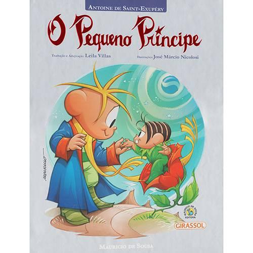 Livro - Turma da Mônica - o Pequeno Príncipe