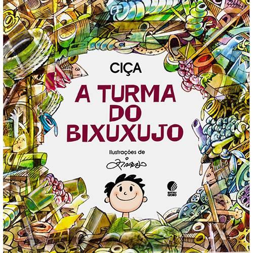 Livro - Turma do Bixuxujo, a