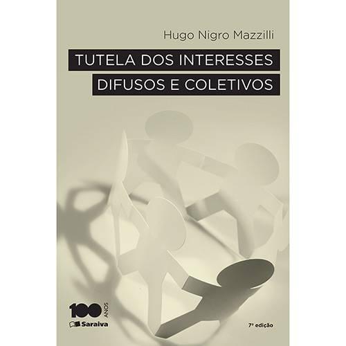 Livro - Tutela dos Interesses Difusos e Coletivos