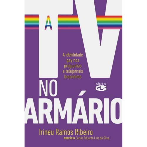 Livro - TV no Armário, a