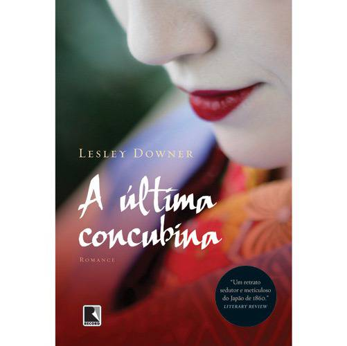 Livro - Última Concubina, a