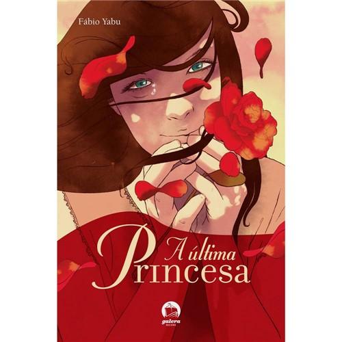 Livro - Última Princesa, a