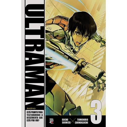 Livro - Ultraman - Vol. 3