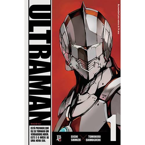 Livro - Ultraman - Vol. 1