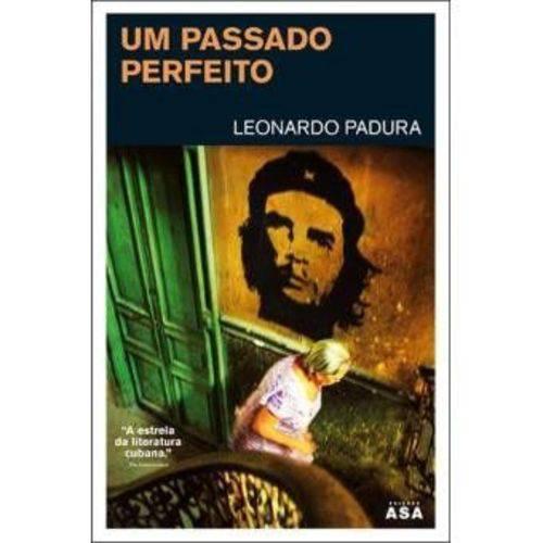Livro - um Passado Perfeito. Leonardo Padura. Importado. Portugal.