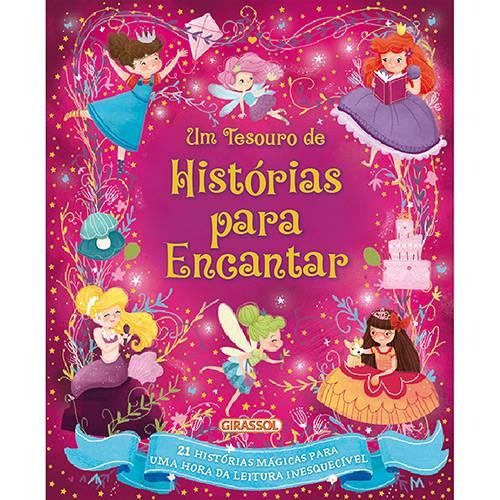 Livro - um Tesouro de Histórias para Encantar