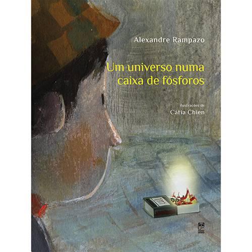 Livro - um Universo Numa Caixa de Fósforos