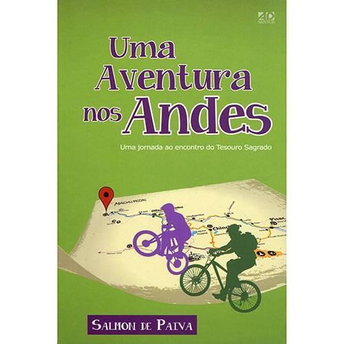 Livro - uma Aventura Nos Andes