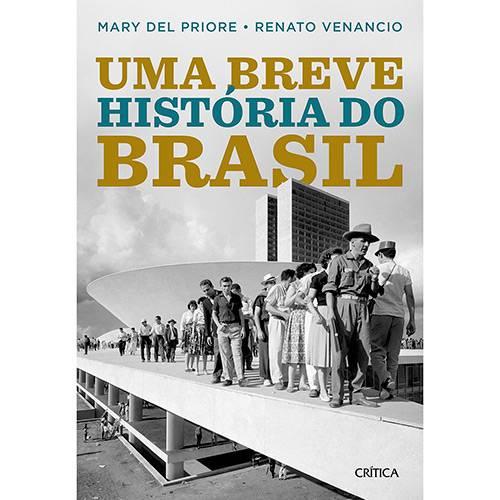 Livro - uma Breve História do Brasil