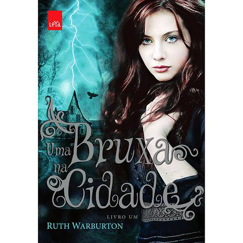 Livro - uma Bruxa na Cidade - Livro um