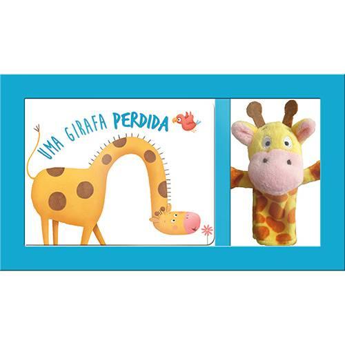 Livro - uma Girafa Perdida: é Hora de História!