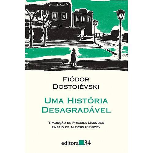 Livro - uma História Desagradável