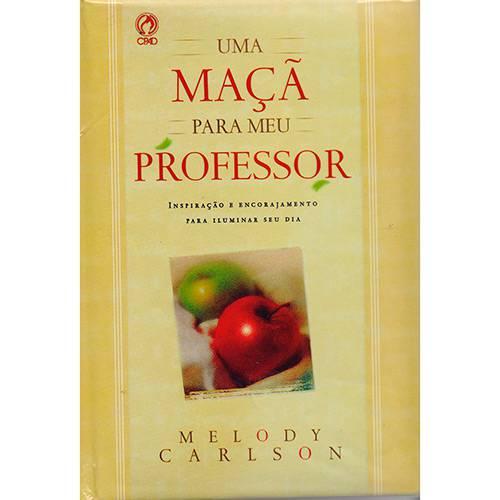 Livro - uma Maçã para Meu Professor