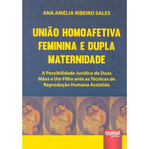 Livro - União Homoafetiva Feminina e Dupla Maternidade