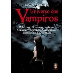 Livro - Universo dos Vampiros