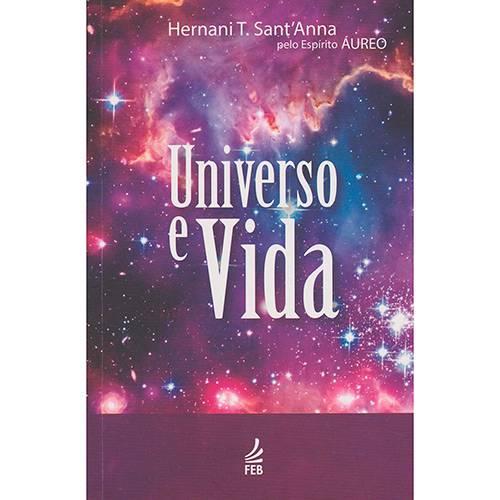 Livro - Universo e Vida