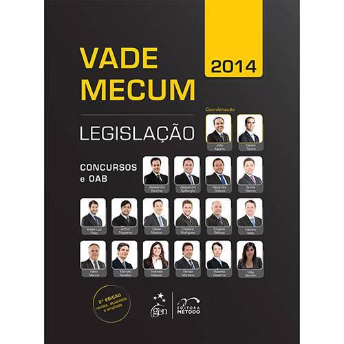 Livro - Vade Mecum: Legislação - Concursos e OAB