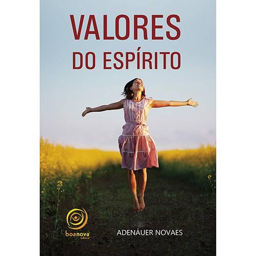 Livro - Valores do Espírito