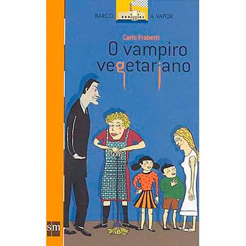 Livro - Vampiro Vegetariano, o