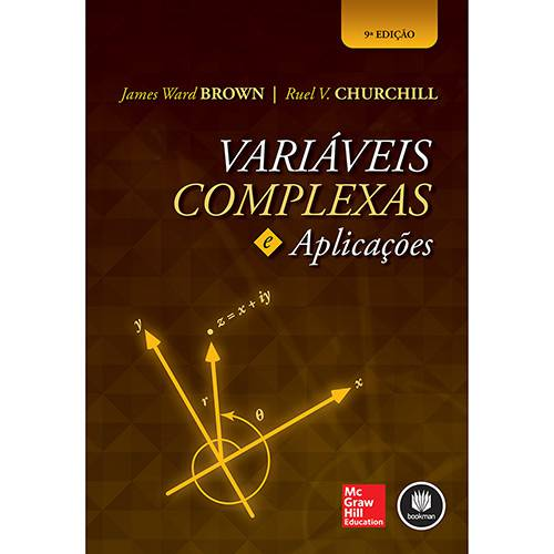 Livro - Variáveis Complexas e Aplicações