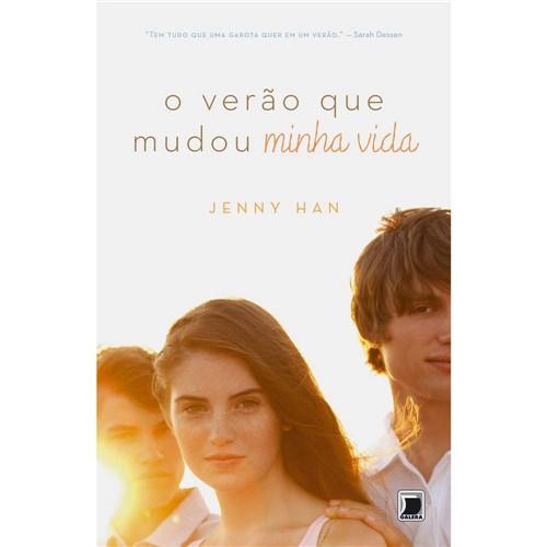 Livro - Verão que Mudou Minha Vida, o