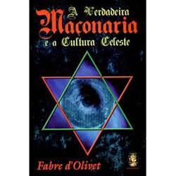 Livro - Verdadeira Maçonaria e a Cultura Celeste