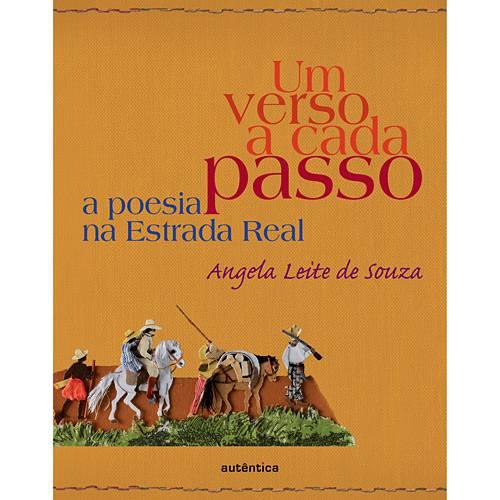 Livro - Verso a Cada Passo, um - um Verso a Cada Passo