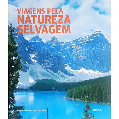 Livro - Viagens Pela Natureza Selvagem