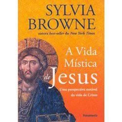 Livro - Vida Mística de Jesus, a