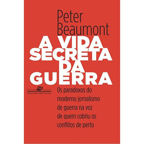 Livro - Vida Secreta da Guerra, a