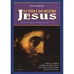 Livro - Vidas do Mestre Jesus, as