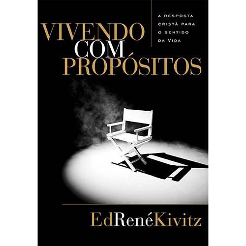 Livro - Vivendo com Propositos