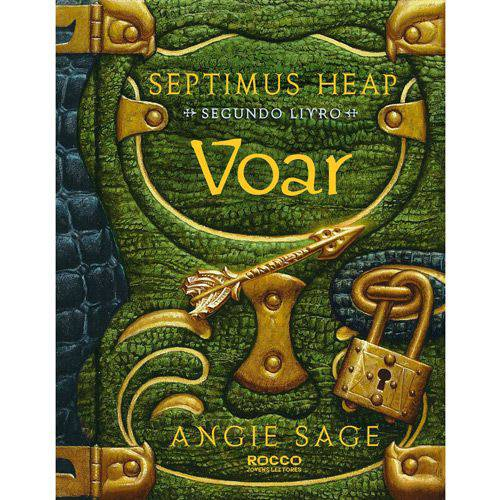 Livro - Voar - Septimus Heap