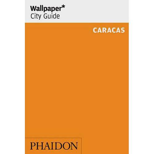 Livro - Wallpaper City Guide - Caracas