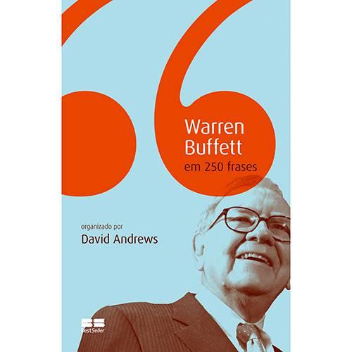 Livro - Warren Buffett em 250 Frases