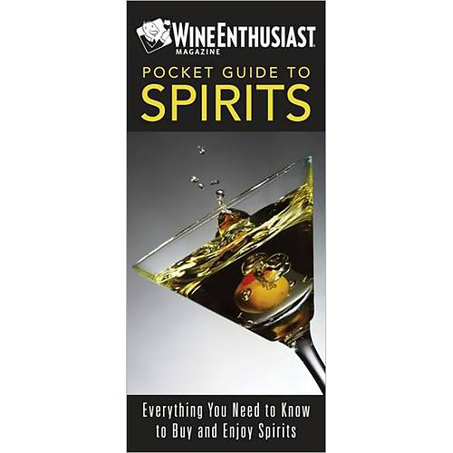 Livro - Wine Enthusiast Pocket Guide To Spirits, The - Everything You Need To Buy And Enjoy Spirits