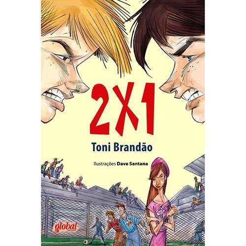 Livro - 2 X 1