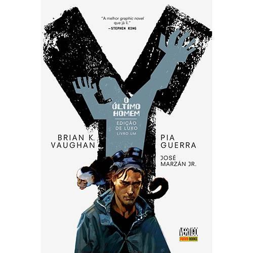 Livro - Y - o Último Homem - Vol. 1 [Edição de Luxo]