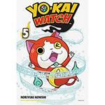 Livro - Yo-kai Watch 5