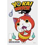 Livro - Yo-kai Watch Vol. 8