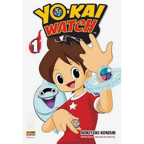 Livro - Yo-kai Watch Volume 1