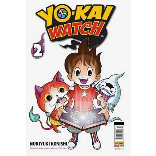 Livro - Yo-kai Watch Volume 2