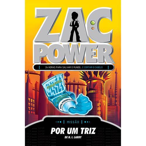 Livro - Zac Power 19: por um Triz