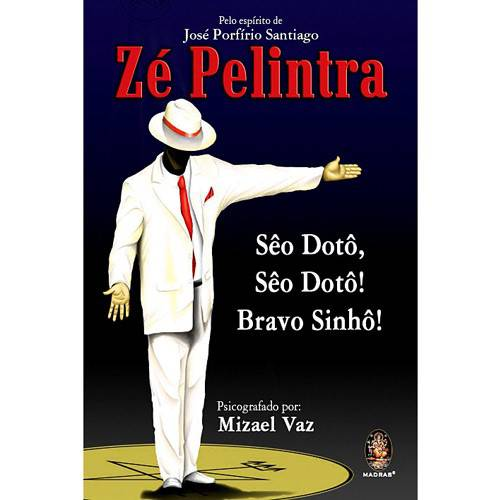 Livro - Zé Pelintra