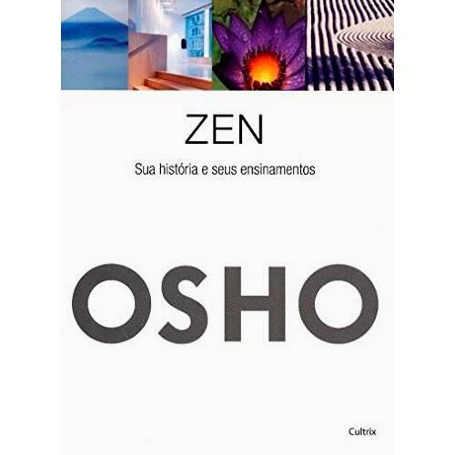 Livro - Zen Sua História e Seus Ensinamentos