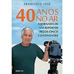 Livros - 40 Anos no Ar
