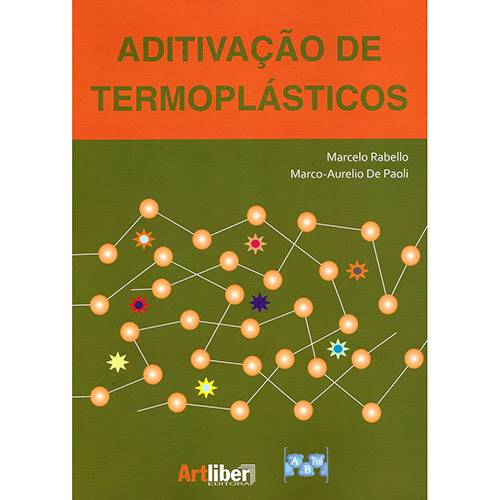 Livros - Aditivação de Termoplásticos