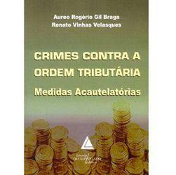 Livros - Crimes Contra a Ordem Tributária