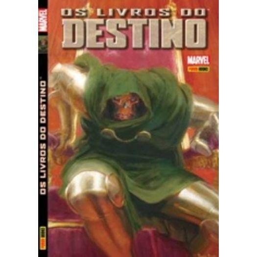 Livros do Destino, os - Panini
